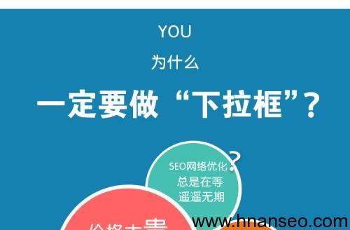 郑州SEO服务承接企业网站优化及百度下拉框